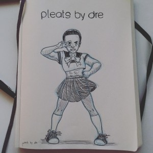 pleats by dre