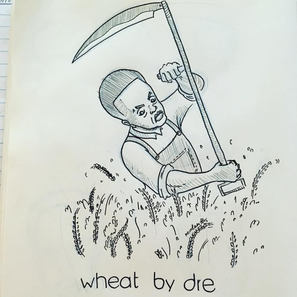 wheat by dre